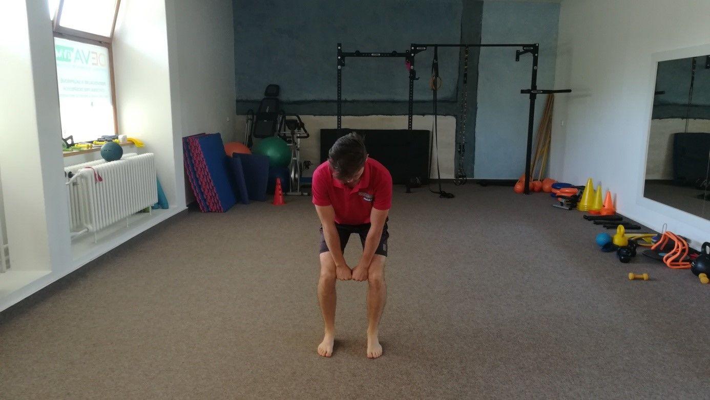 Boľavé kolená-devagym