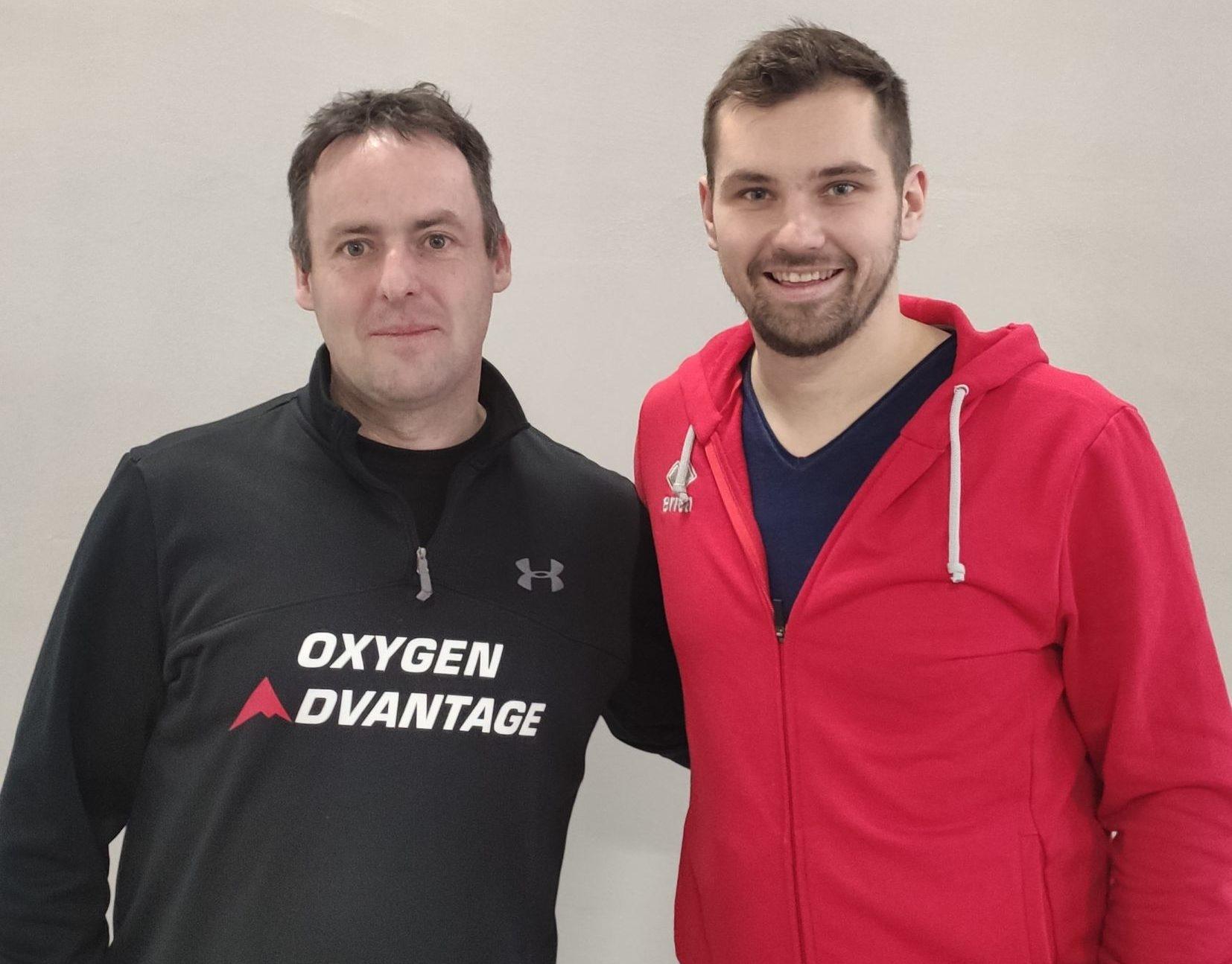 Master Inštruktor Pavol Grman-certifikovaný inštruktor Oxygen Advantage